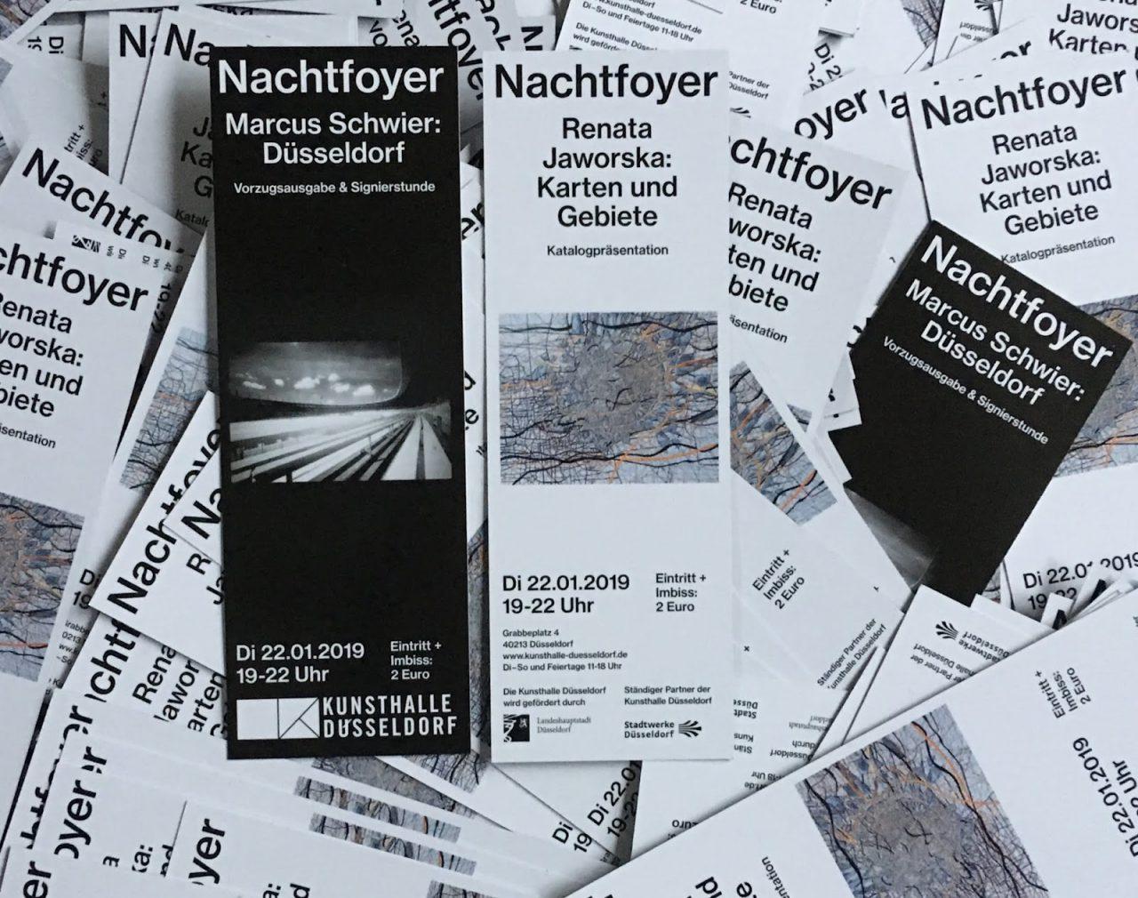 KUNSTHALLE DÜSSELDORF, Nachtfoyer image