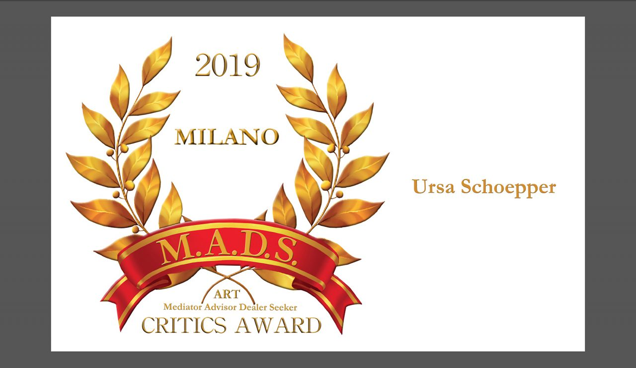Critic Award 2019 Milano