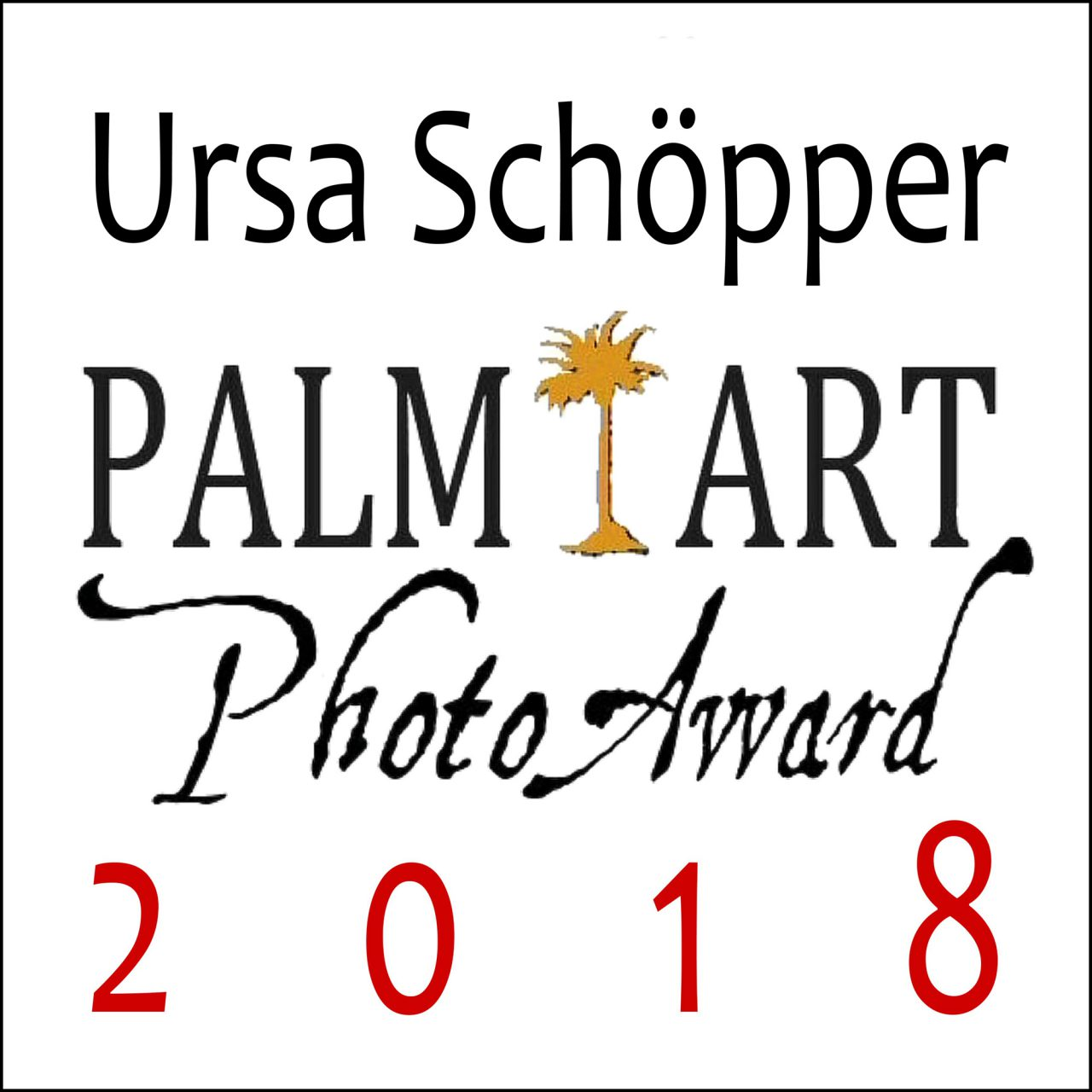 Palm Award 2018 Special Prize Photography