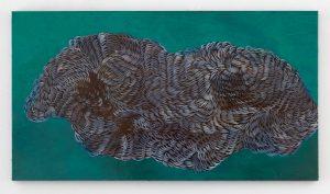 WHITE ON PURPLE.GREY | Zuzanna Skiba | available artwork