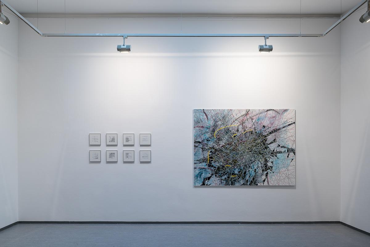 Artist Talk mit Renata Jaworska im Rahmen der 5. Biennale der Zeichnung, Nürnberg