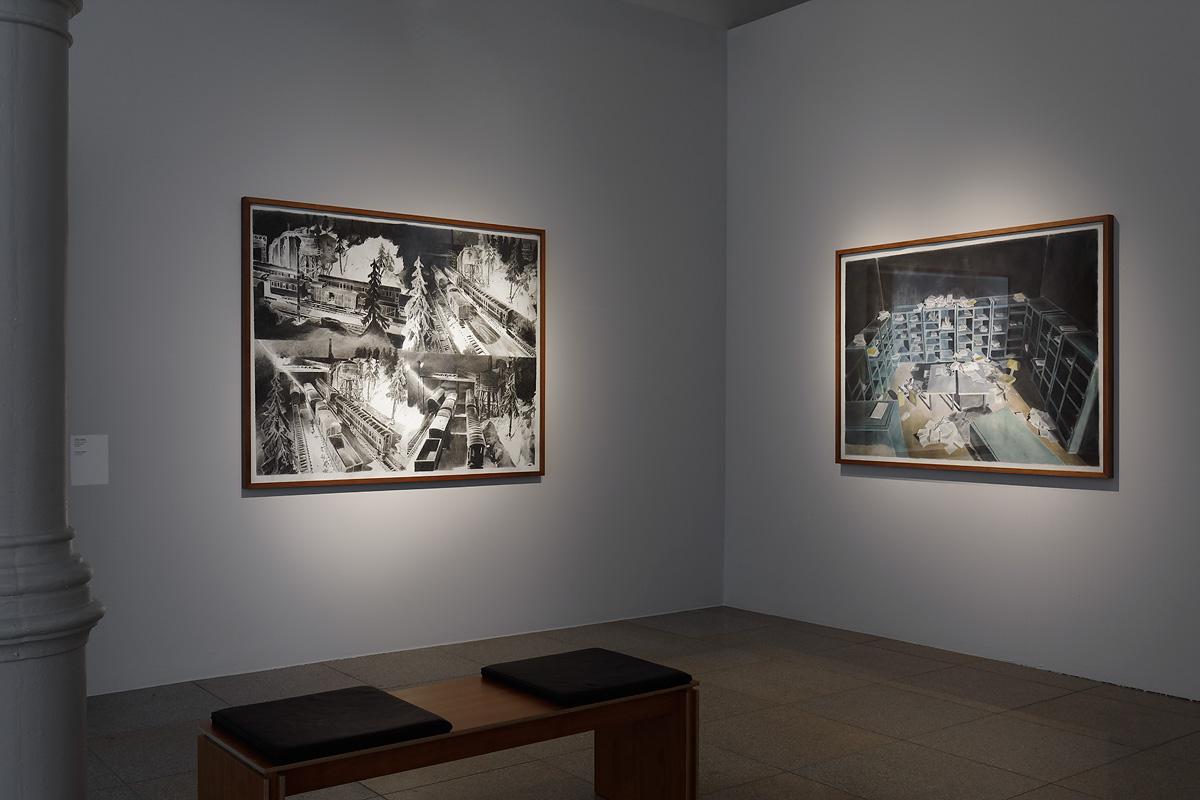 Exhibition View | Mewo Kunsthalle, Memmingen | Photo (C) Mewo Kunsthalle/ Carsten Eisfeld