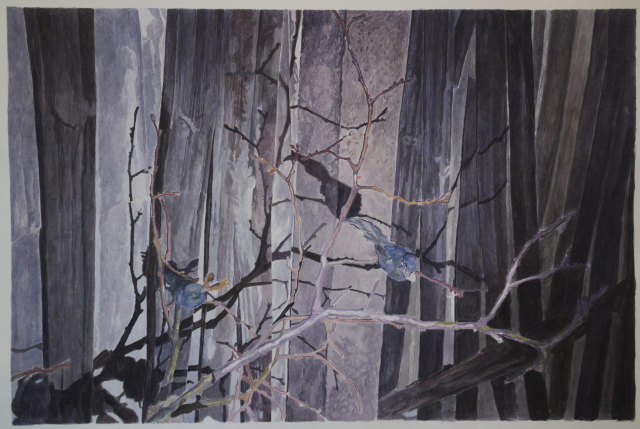 Dreams | Watercolor on Paper