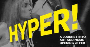 Hyper a journey into art and music Image