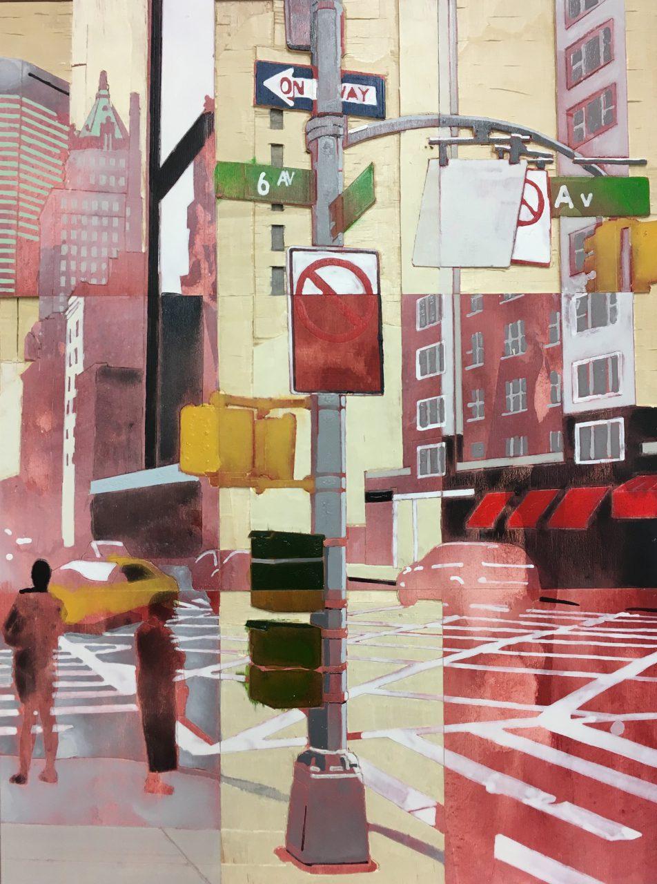 KUNST RAI ART AMSTERDAM – Detlef Waschkau bei Galerie Helga Hofman
