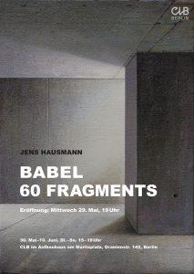 BABEL / 60 FRAGMENTS Image