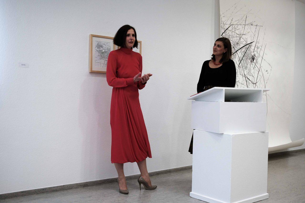 Exhibition: RENATA JAWORSKA | VERORTUNG
