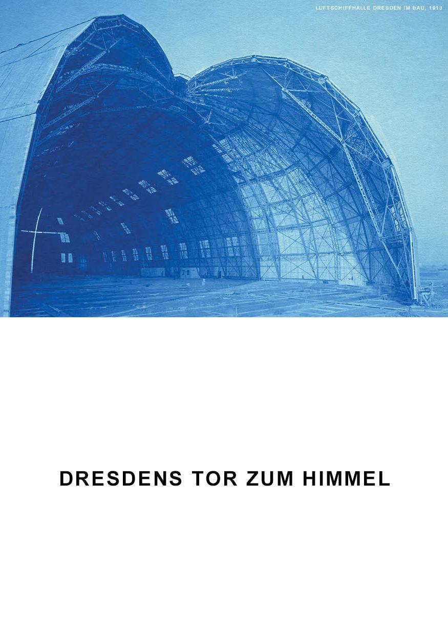 Dresdens Tor zum Himmel