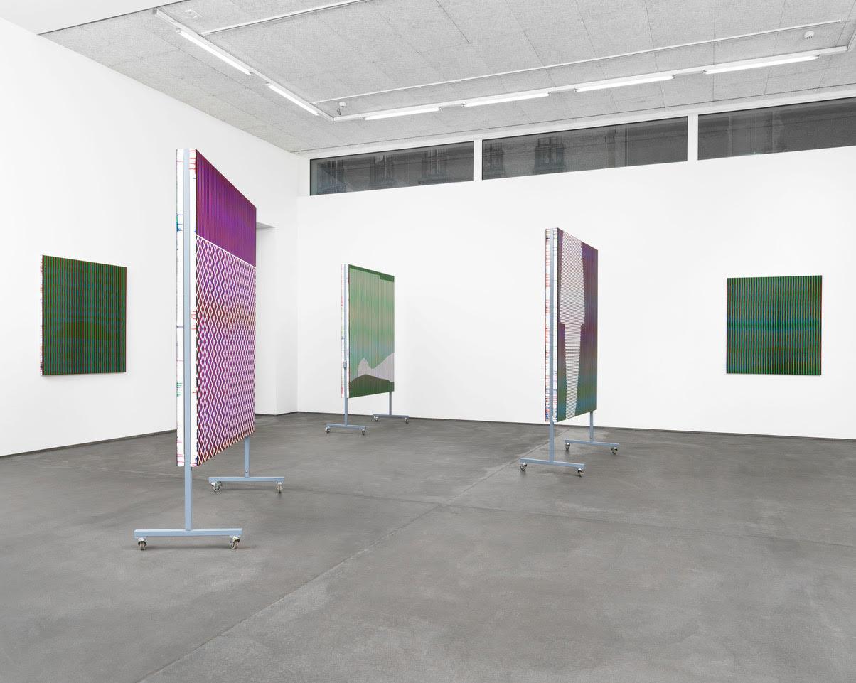 GrünLand, dittrich & schlechtriem berlin, exhibition view