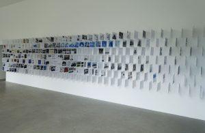 Roland Fuhrmann – exhibition at Architektur Galerie Berlin – Satellit Image
