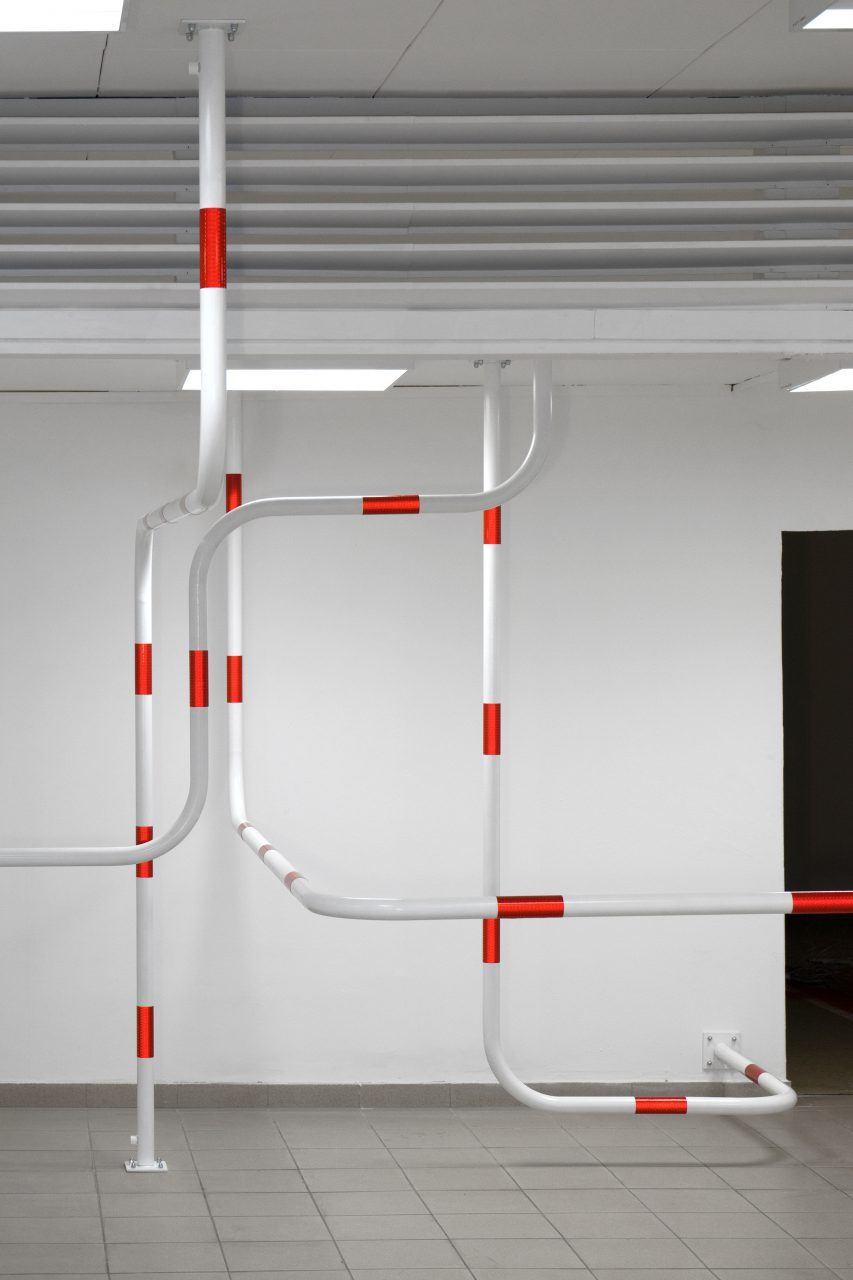 WEGSPERRE [Galerie M, Berlin 2015]