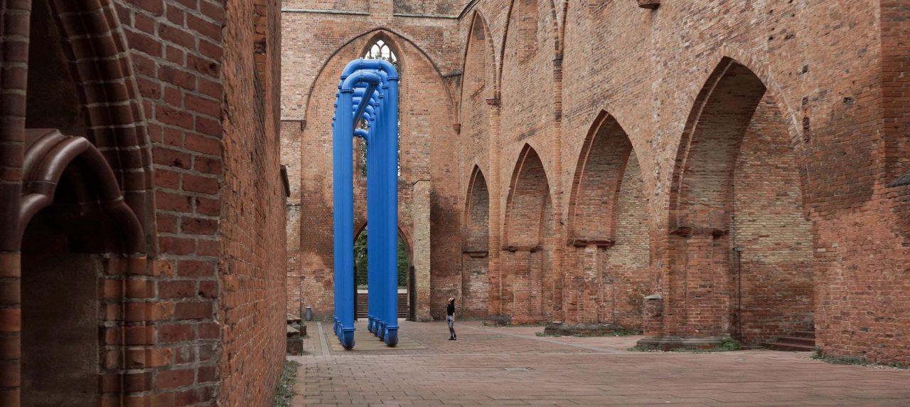 RADIATOR [Ruine der Klosterkirche Berlin-Mitte 2017/18]