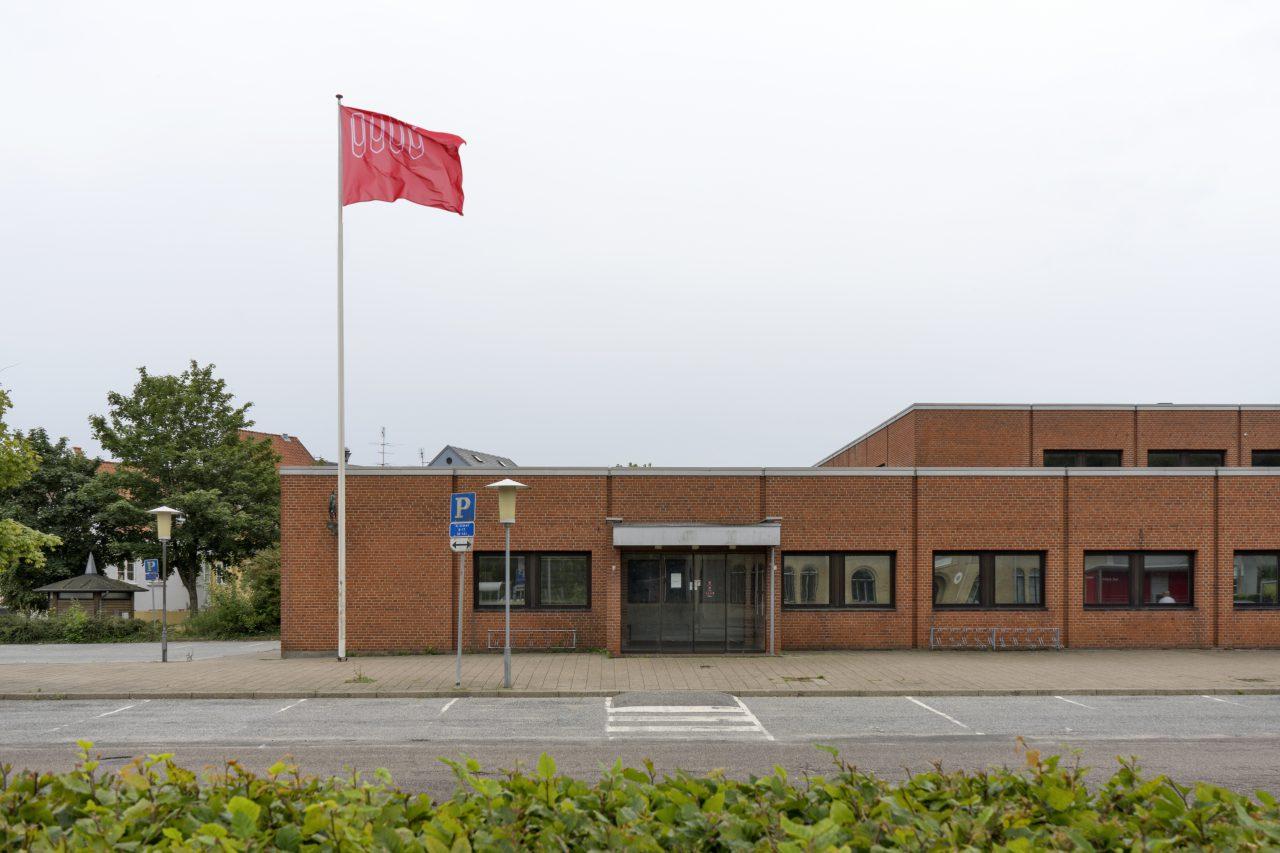 FLAGKUNDSKAB [Posthuset, Aabenraa 2015]