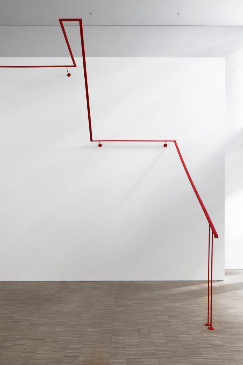 TREPPE [DG Galerie, München 2018]