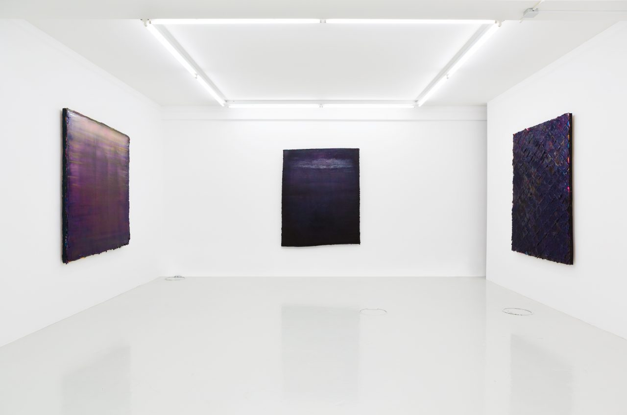 Neon Black @ Evelyn Drewes Galerie / Hamburg, 2015