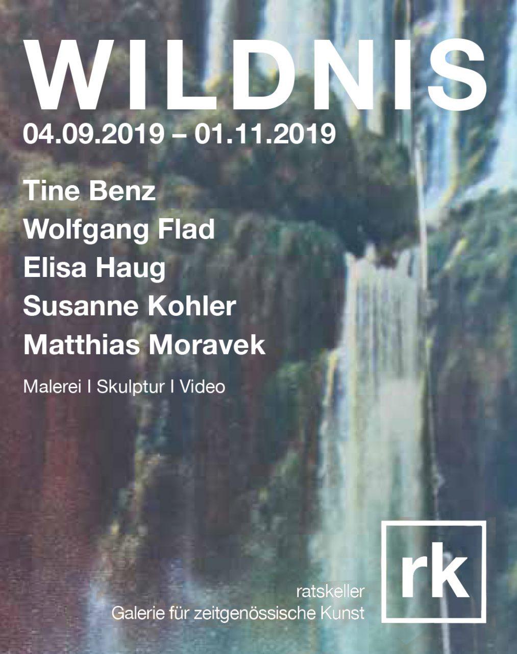 WILDNIS: Tine Benz / Wolfgang Flad / Elisa Haug / Susanne Kohler / Matthias Moravek image