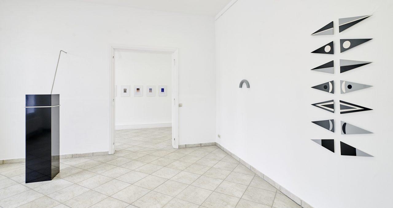 PRIMA I exhibition view I gallery Susanne Burmester, Rügen, 2019