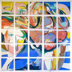 Schwedenplatte N° 1 – 25 Farben Stockholm Image