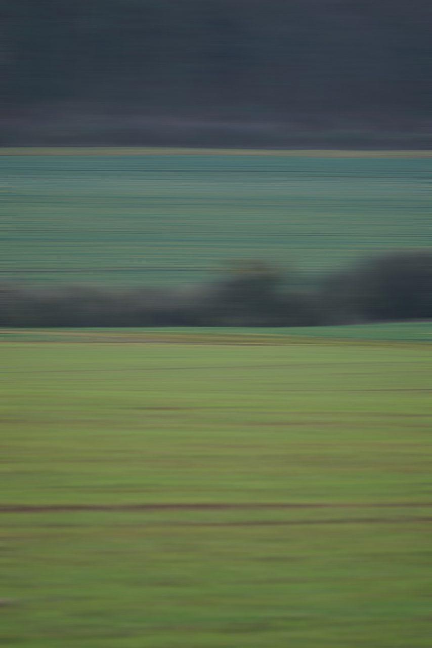 Nature, aus der Reihe Licht malt, 2020, Experimental Fine Art Photography, Farbpigment auf Aludibond, matt, 80 x 120 cm, oder ein anderes Format, in jeder Größe ein Unikat, rückseitig signiert