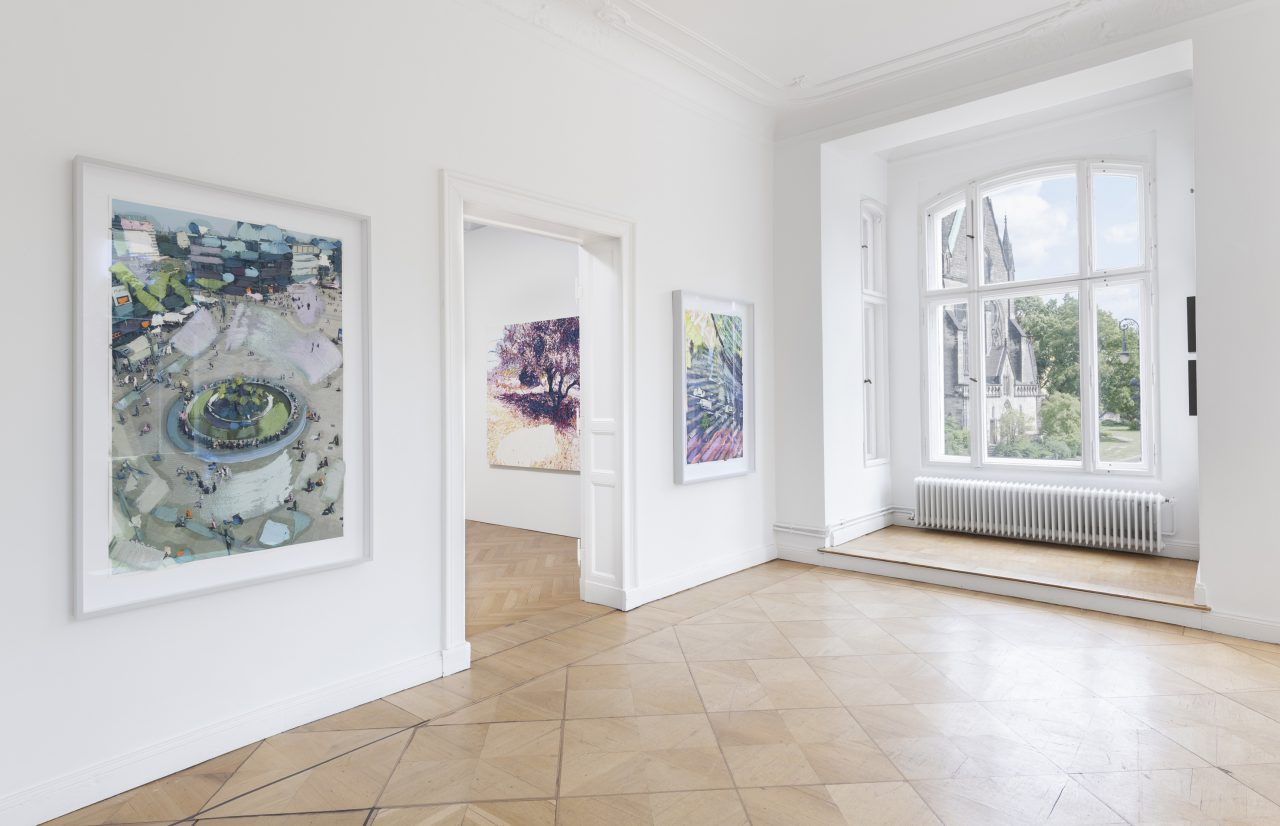 Fast Undurchsichtig – Finissage, Artist Talk & Drinks image
