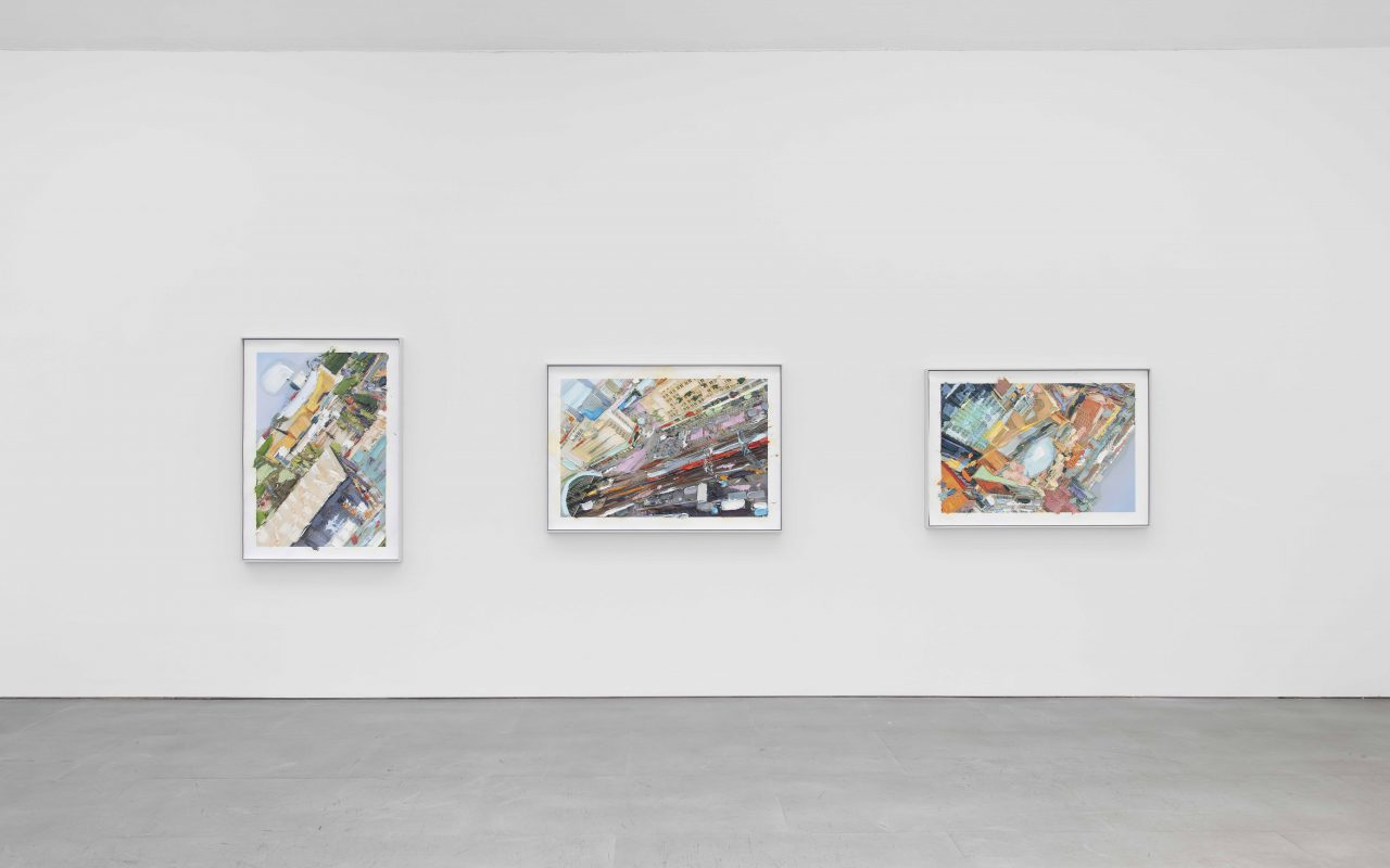 The Only Way Is Up, exhibition view, Carlier   Gebauer, 2019, Berlin