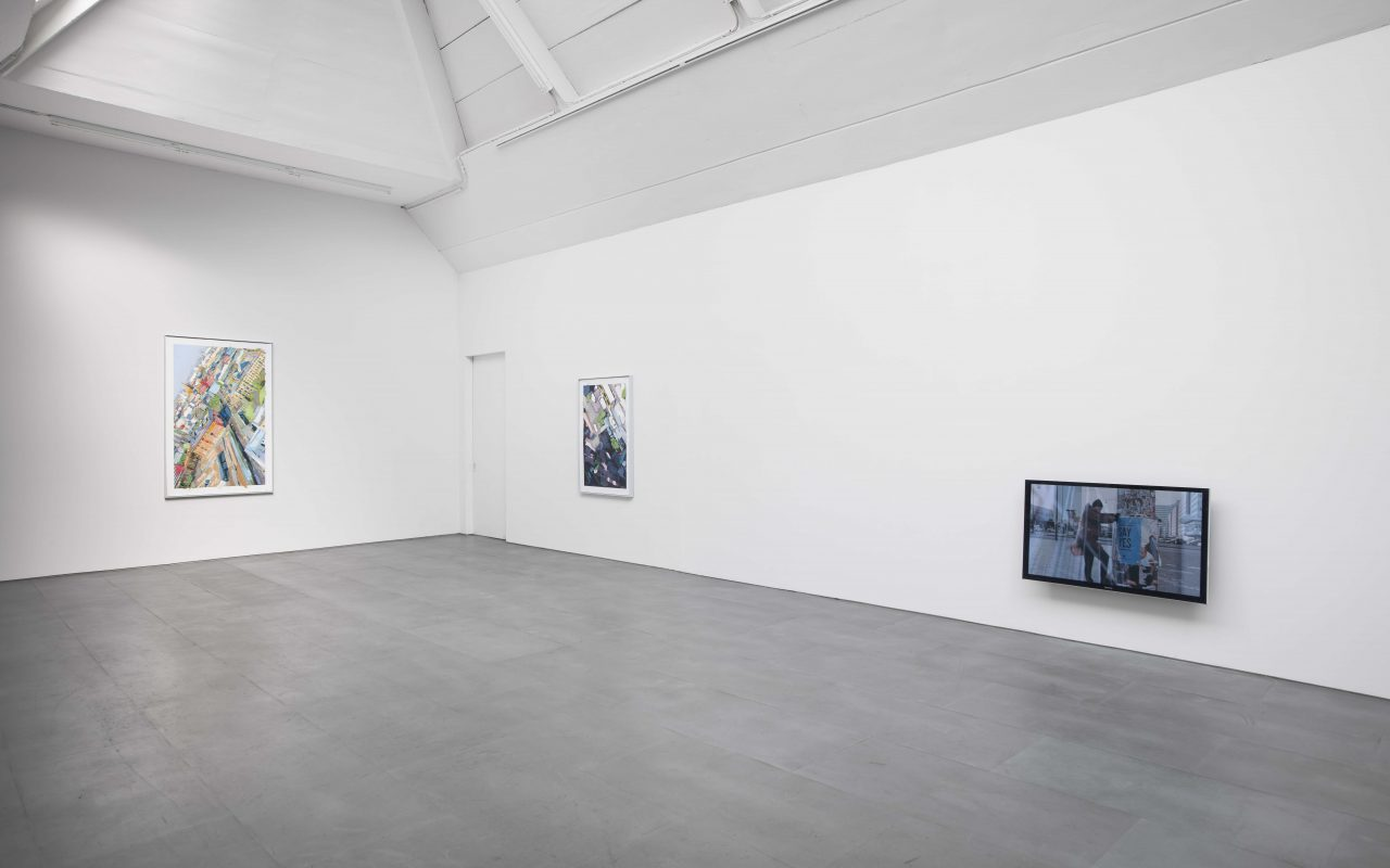 The Only Way Is Up, exhibition view, Carlier | Gebauer, 2019, Berlin