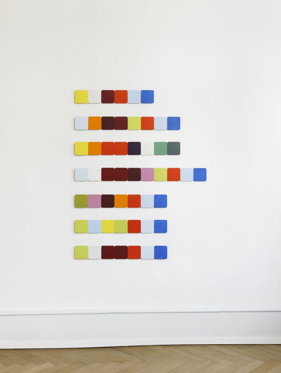 heute | 12 songs, Galerie G, Freiburg, Germany, 2018