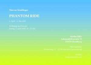 PHANTOM RIDE – Marcus Sendlinger Image