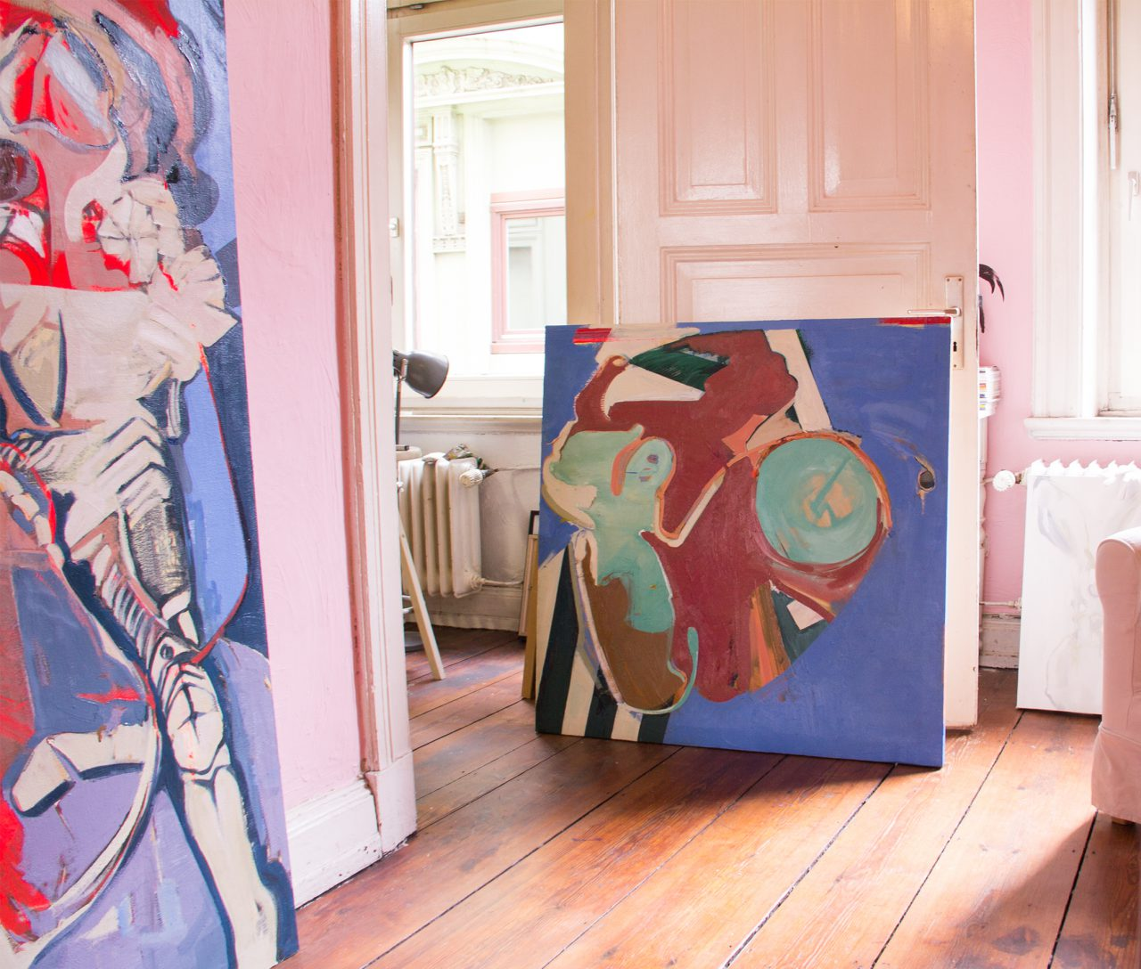 Markisen-Maske aus 25 Farben Stockholm