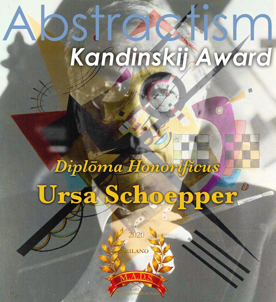 Kandinsky Award 2020 Diploma Honorificus image
