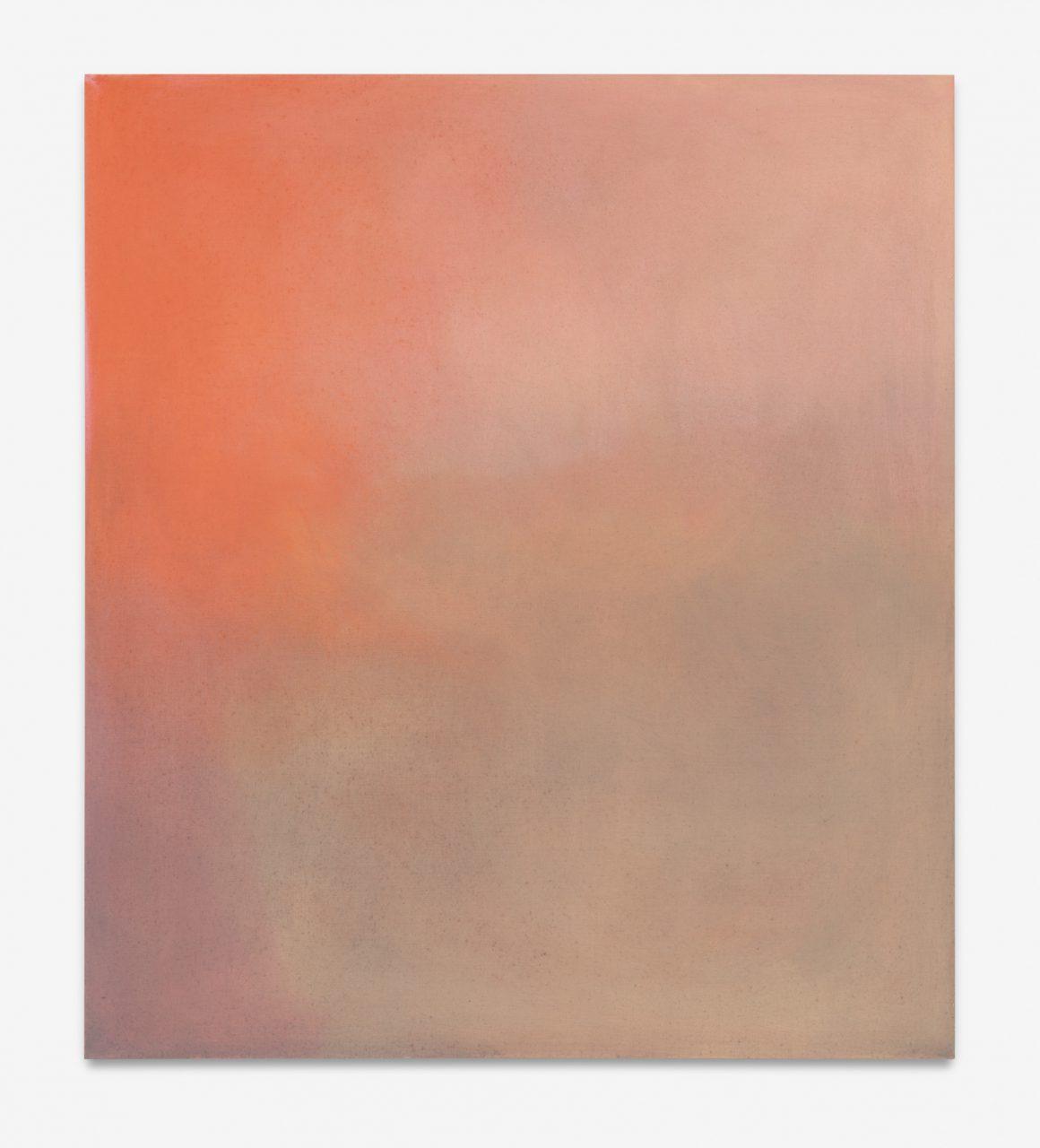 Prehistoric Sunset MII 2109 180x160cm oil on canvas