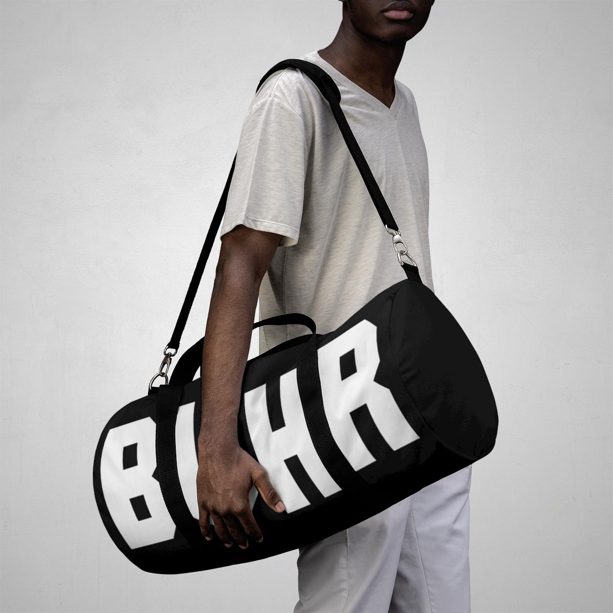 ELKE BUHR Duffel Bag (ELKE BUHR Prosome LE), 2020 /// 100% Oxford canvas /// Two sizes