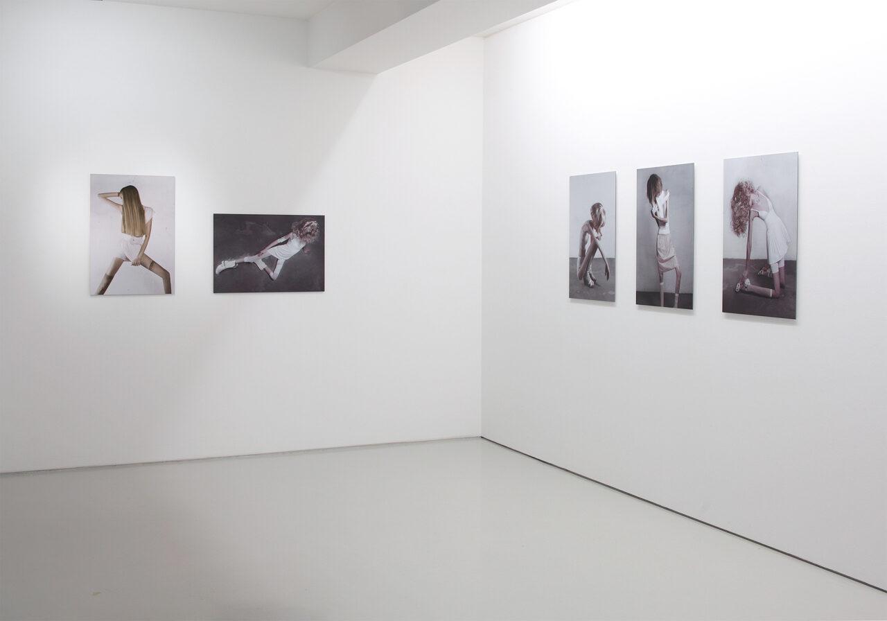 Zweiunddreißig Kilo, 2006 - 2008 (from the solo show at Gallery Voss, Düsseldorf, 2010)