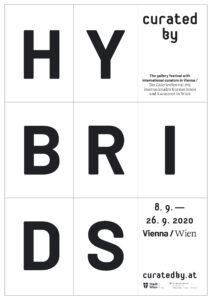 """""""HYPRIDS"""" The gallery festival with international curators in Vienna / Das Galerienfestival mit internationalen Kuratorinnen und Kuratoren in Wien Image"""