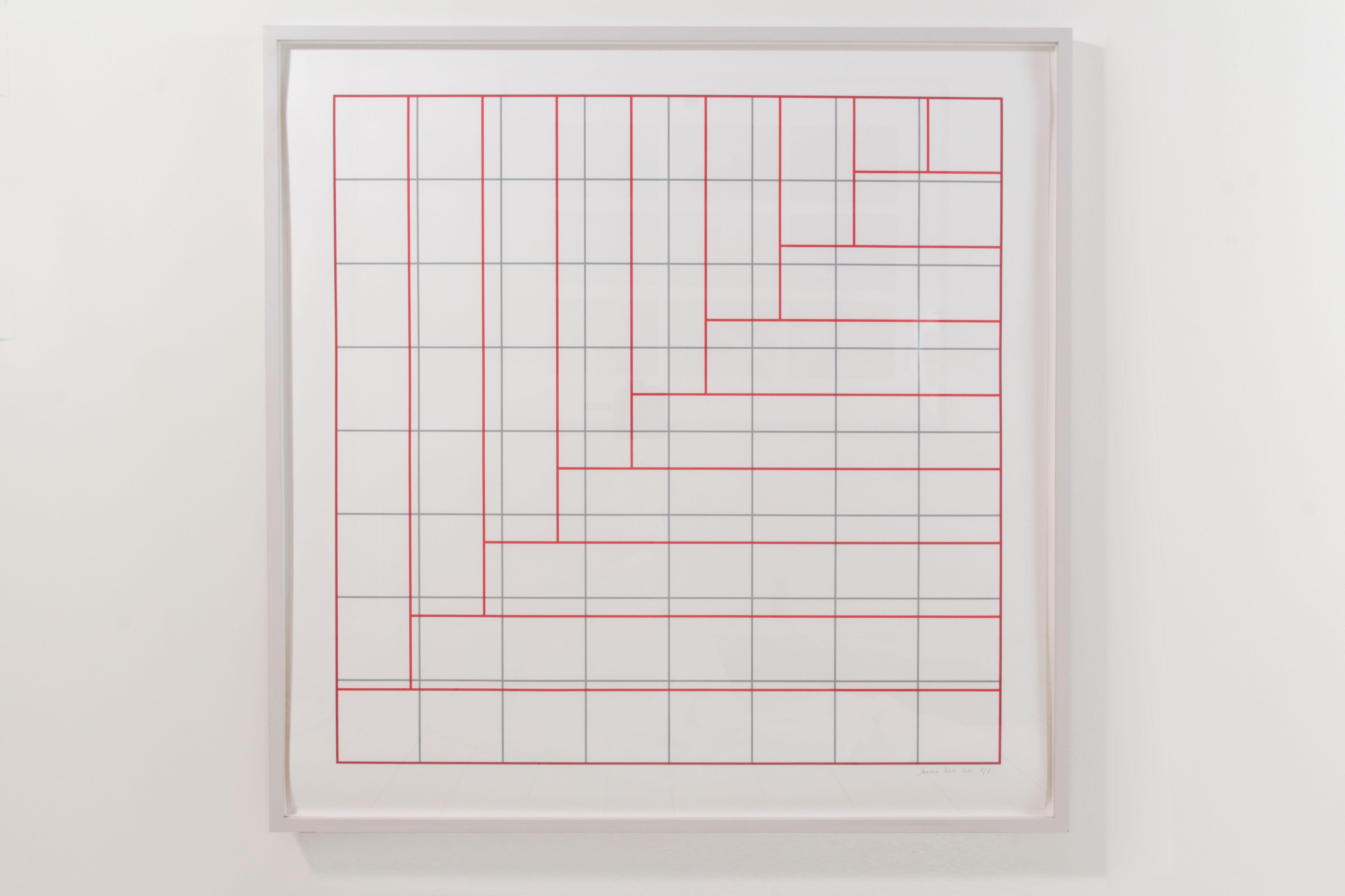 Untitled (Bilateral–Diagonal), 2011 / Multiple Edition of 8 / Photography: Jan Brockhaus