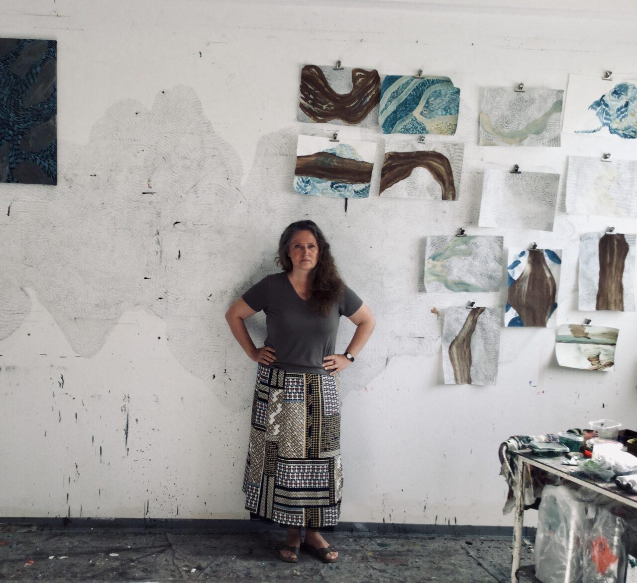 Interviews in Ausnahmesituationen – mit Zuzanna Skiba von Urszula Usakowska-Wolff, art-in-berlin image