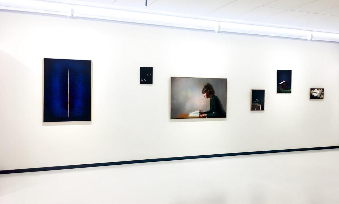 Exhibition view, Kunsthalle Rostock, 2019