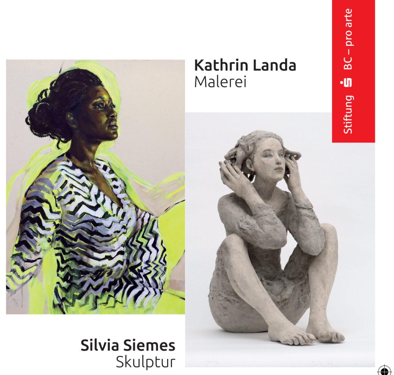 Kathrin Landa und Silvia Siemes