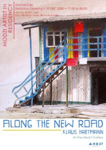 Along the New Road Image