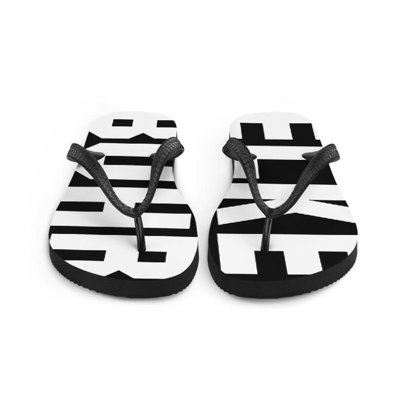 ELKE BUHR Unisex Flip-Flops (ELKE BUHR Merchandise), Mashup 2020