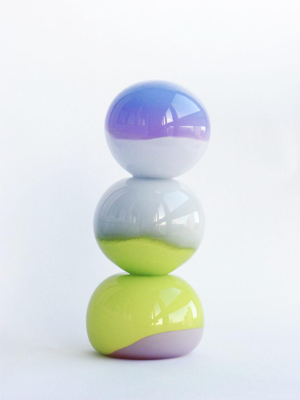 Untitled VI, 2020, blown glass