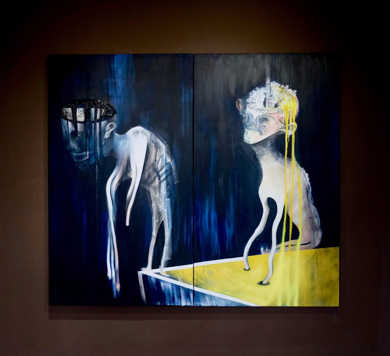 THE ABYSS by Anna Kolod (exhibition view)