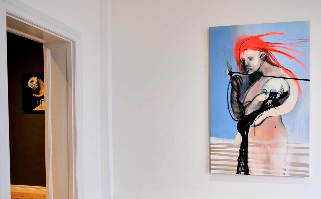 HAMLET by Anna Kolod (exhibition view)