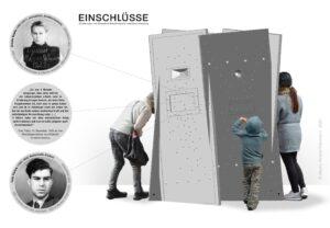 1st prize in public art competition, Roedeliusplatz Berlin Image