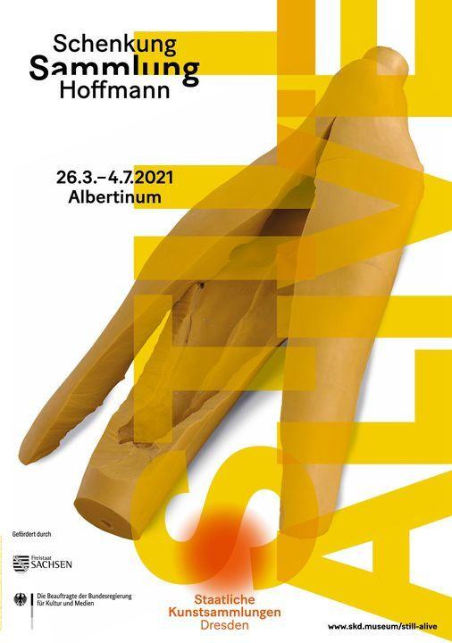 STILL ALIVE 7 works from the Schenkung Sammlung Hoffmann