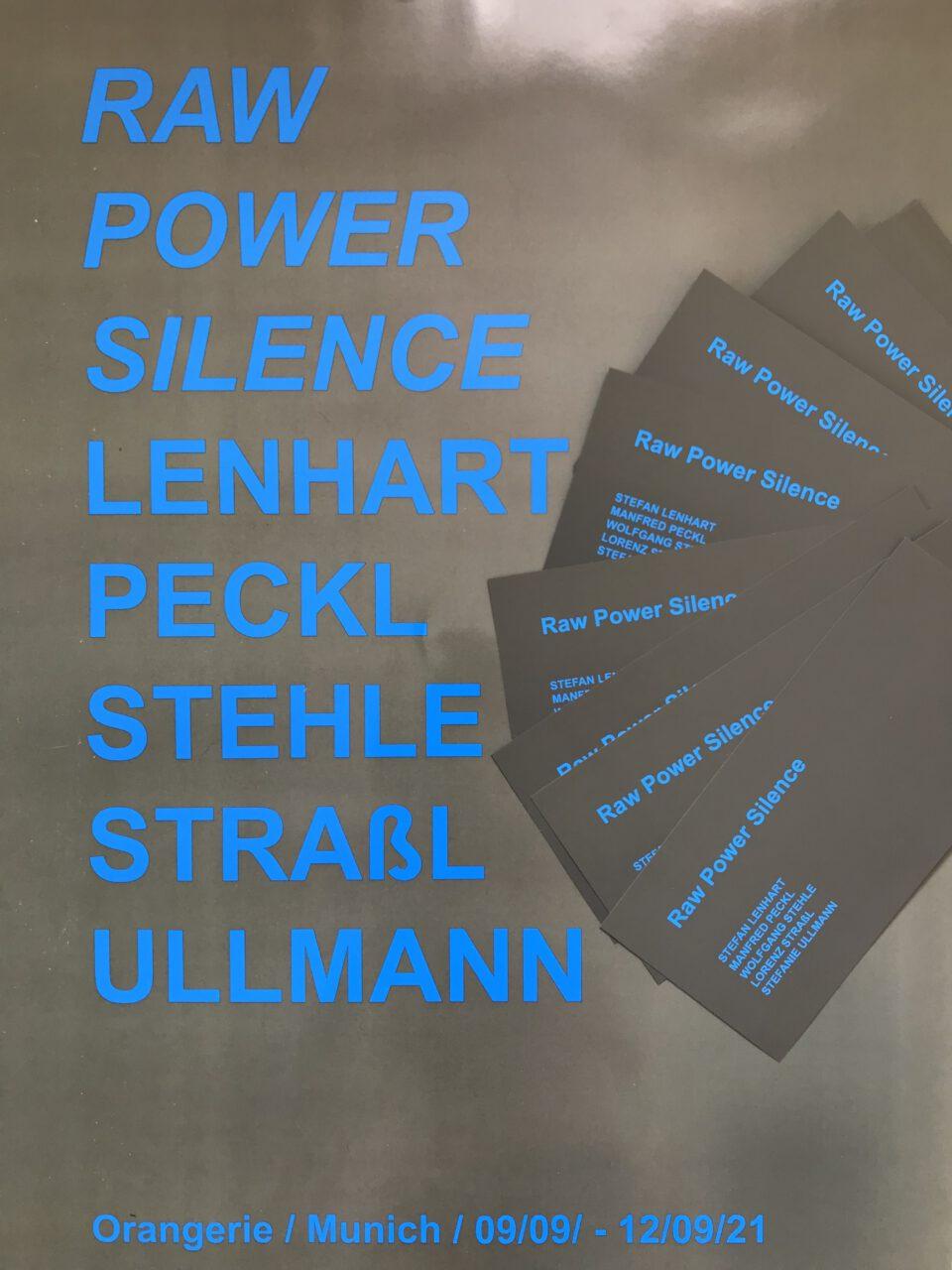 RAW POWER SILENCE