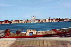 Guidecca Venedig | Caroline Weihrauch | available artwork