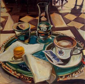 Venedig, Florian | Caroline Weihrauch | available artwork