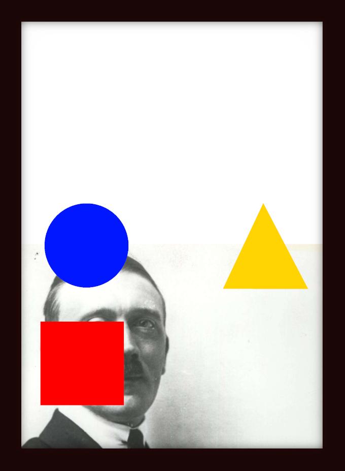 100 Jahre Bauhaus, 2021 | c-print, 21.0 x 29.7 cm