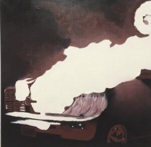 Smoke Ring | mimmo catania | available artwork